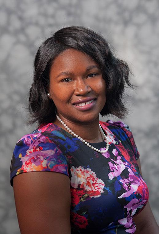 Dr. Demetria Aaron